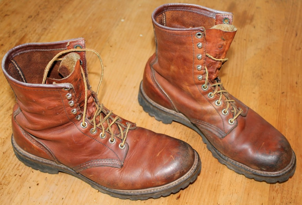 Fashion Fiction: Vintage Red Wing Boots and Grandpa's Ole Watch ...