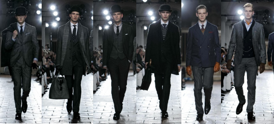 London Men S Fashion Week 2013 Hackett Shows 007 In Training Meets Young Sherlock Holmes Raannt