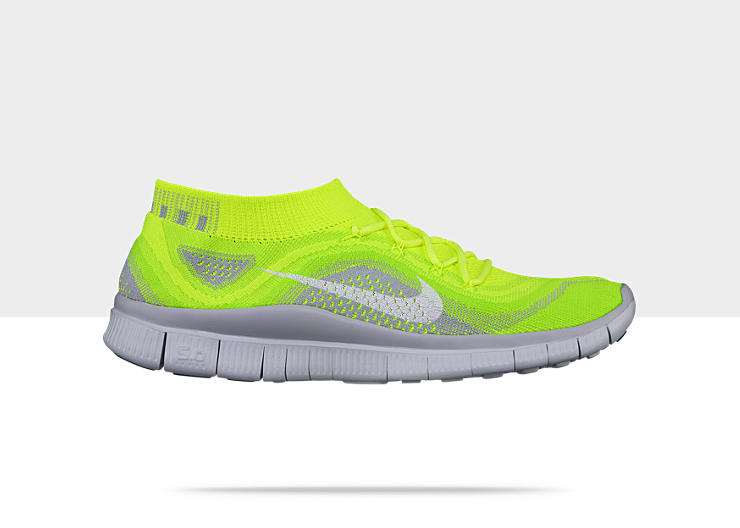 Flyknit Running Shoes Fitting