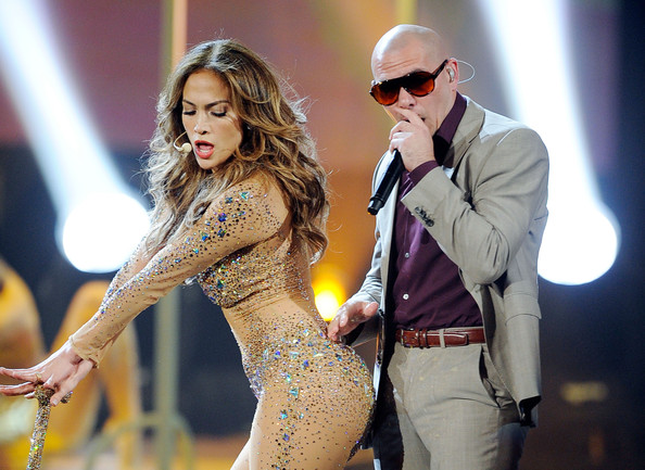 jennnifer lopez pitbull