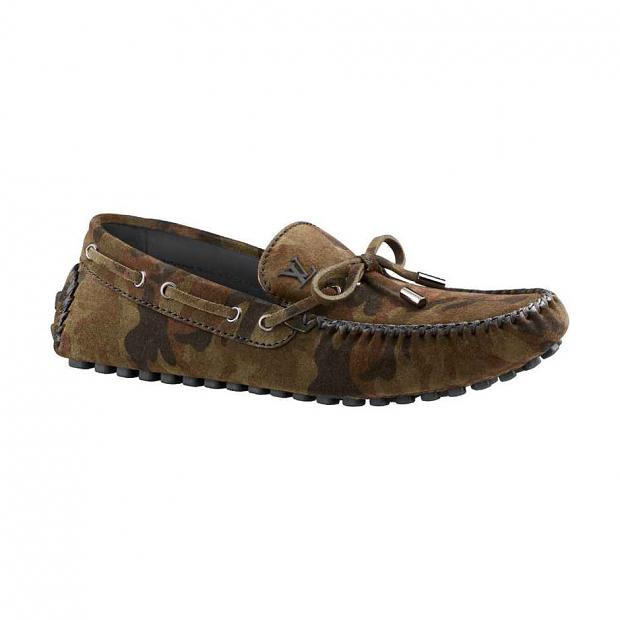 louis vuitton men�s 2013 moccasin�perfect fall shoe � raannt