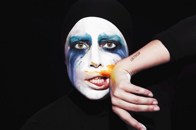 Gaga's Applause Video! Politics Vs. Pop! See Official ... | 650 x 430 jpeg 74kB