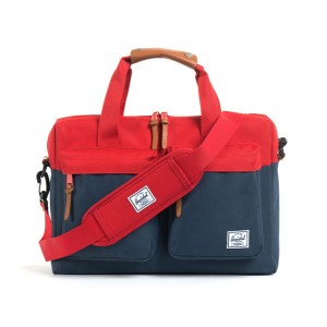 herschel totem messenger bag red_raannt