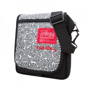 manhattan portage keith haring urban bag_raannt