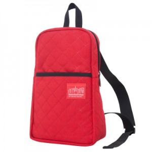 manhattan portage quilted ellis backpack
