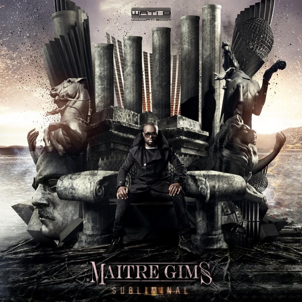Maitre Gims feat. The Shin Sekai - Ca Marche_raannt