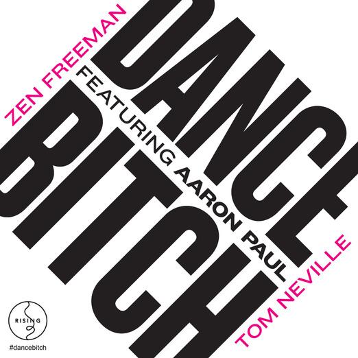 breaking bad 2013 dance bitch aaron paul_raannt