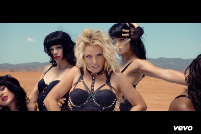 britney spears work bitch official video sexy 2_raannt