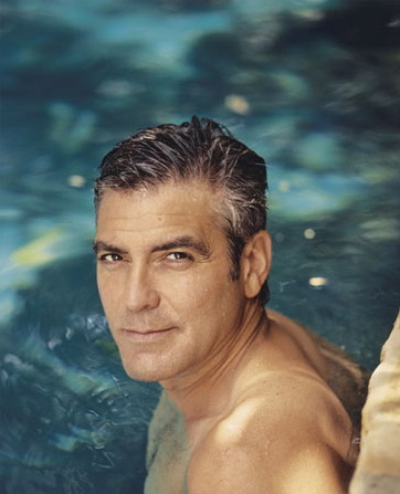 george clooney shirtless sexy_raannt
