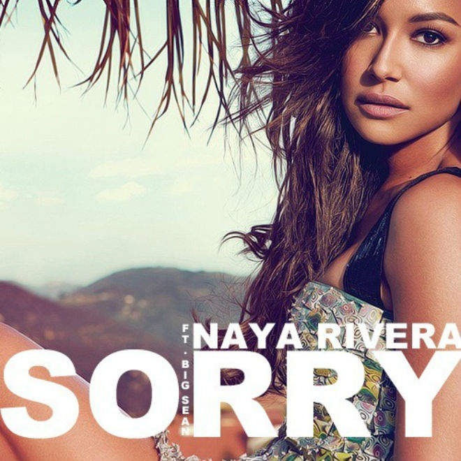 glee naya rivera sorry official_raannt