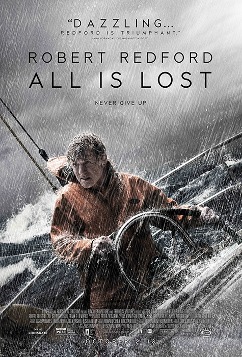 robert redford all is lost_raannt