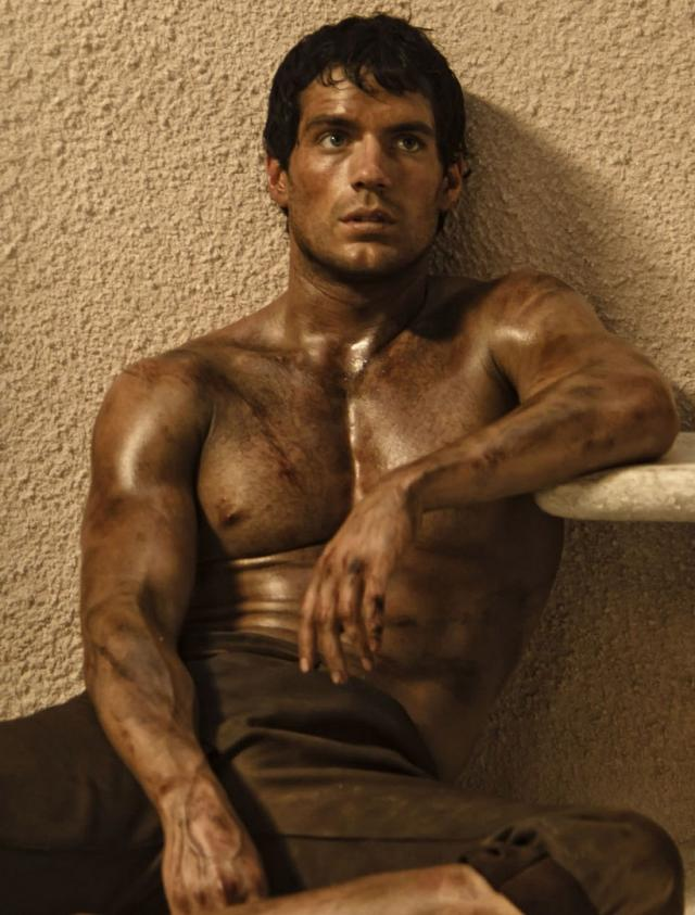 henry cavill sexy shirtless_raannt