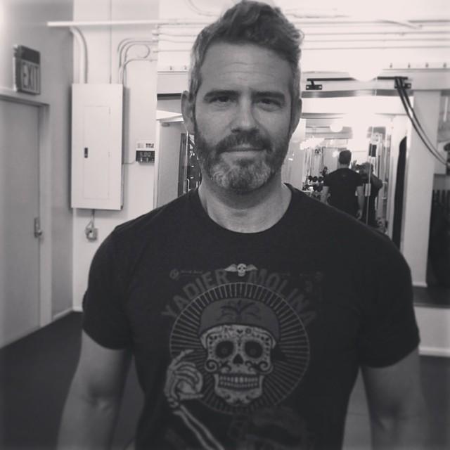 andy cohen sexy beard_raannt