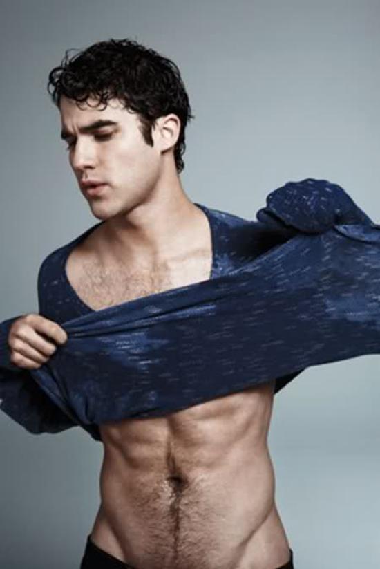 darren criss shirtless_raannt