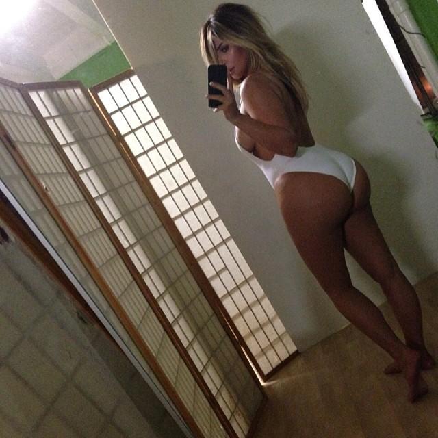 kim kardashian bathing suit breasts tits sexy_raannt
