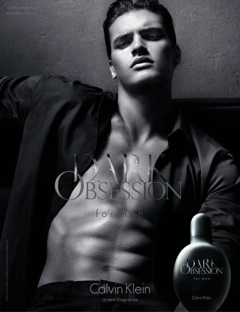 matthew terry calvin klein dark obsession_raannt