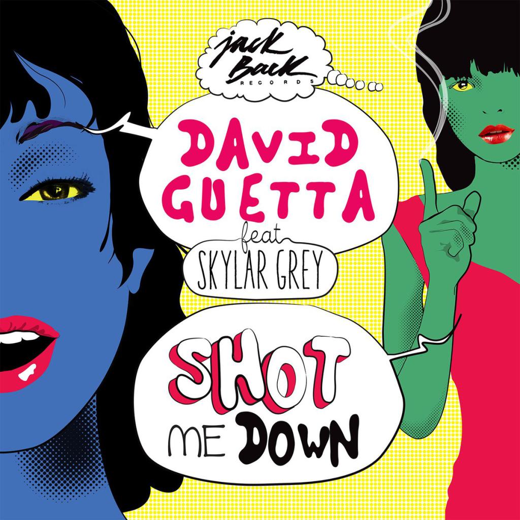 david guetta shot me down ft skylar official album cover_raannt