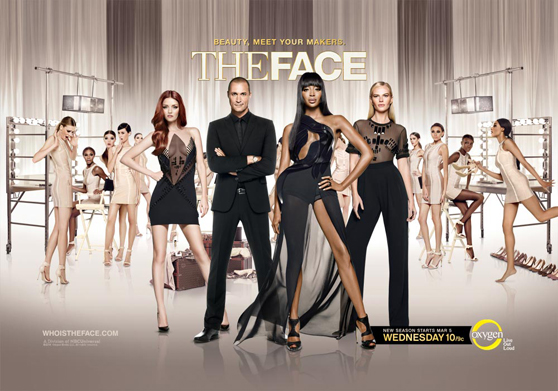 naomi campbell the face season 2 sexy_raannt
