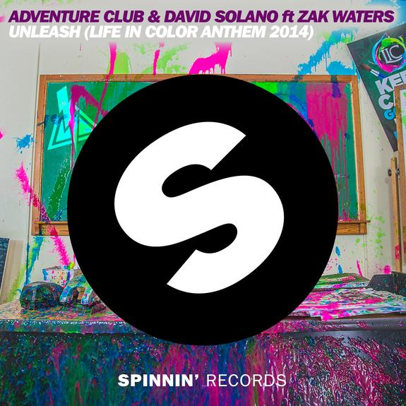 adventure club david solano unleash life in color anthem zak waters official_raannt