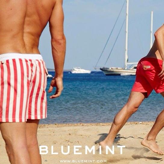 5a344093a32ea Men's Best Swimsuits and Beachwear Summer 2014 from Bluemint – raannt
