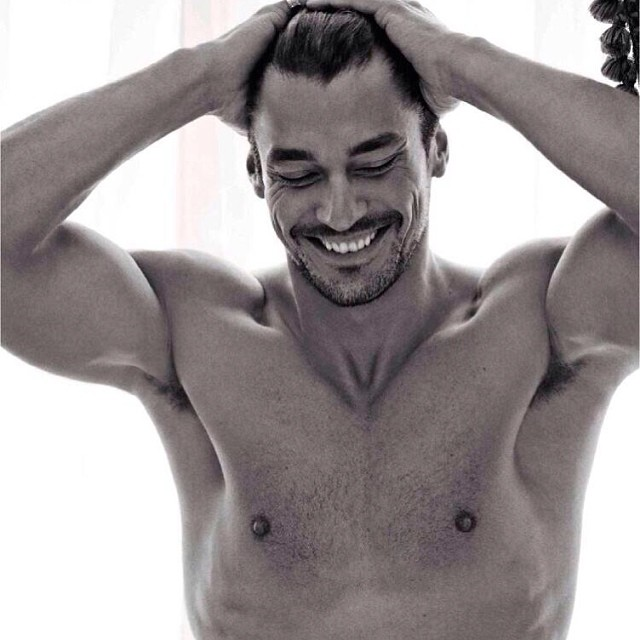 David gandy foto nude join