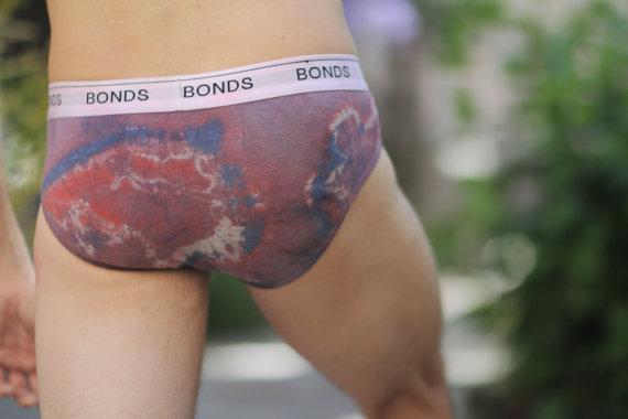 tie dye underwear_raannt