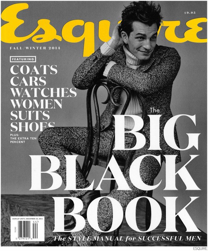 esquire black book chris folz cover model_raannt