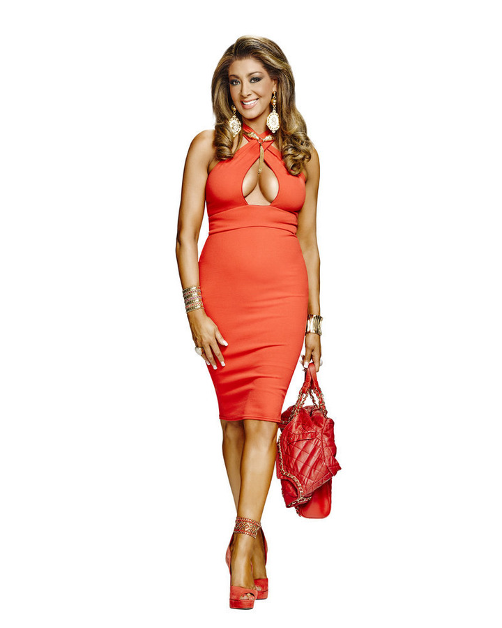 An Interview with 'The Real Housewives of Melbourne' Gina Liano Thursdays on Bravo (9-10 p.m. ET)