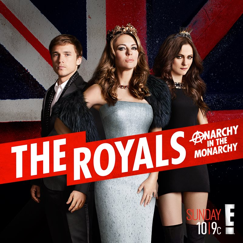 'The Royals' Sundays at 10pm ET on E!