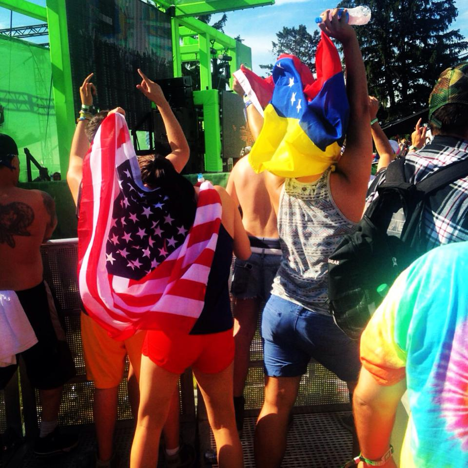 The indy 500 2015 snake pit with kaskade steve aoki a for Indianapolis motor speedway com