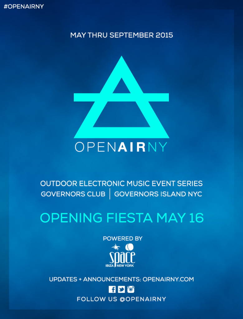 Open Air NY!
