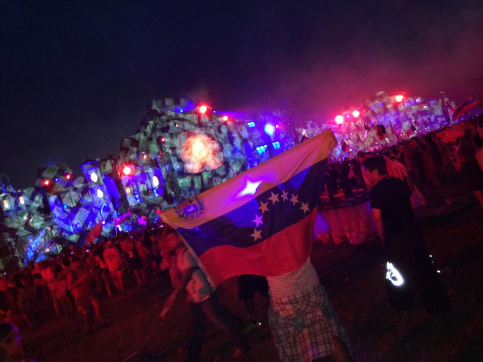 TomorrowWorld 2015 Chattahooche Hills, Gerogia September 25th-27th
