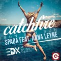 EDX' Miami Sunset Remix of Spada's 'Catchfire (Sun Sun Sun)'