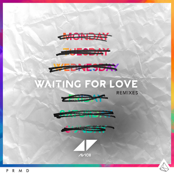 'Waiting For Love' (Autograf Remix)