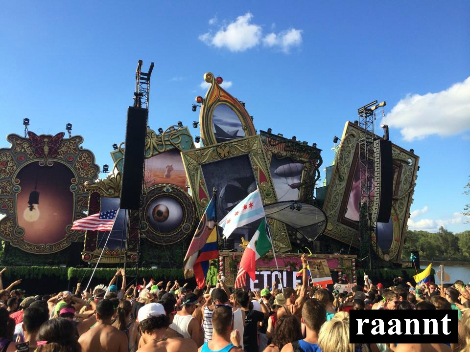 TomorrowWorld 2015 Full DJ Lineup