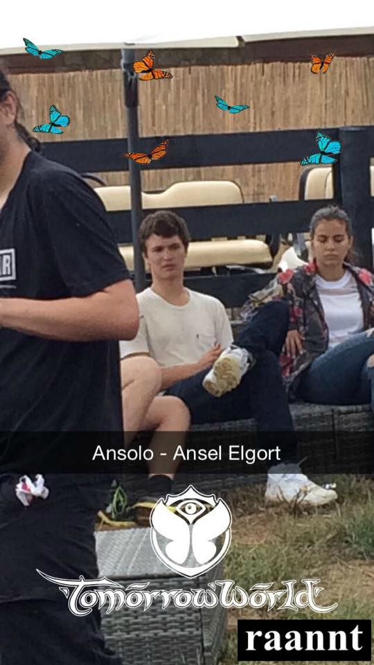 Ansolo - Angel Elgort