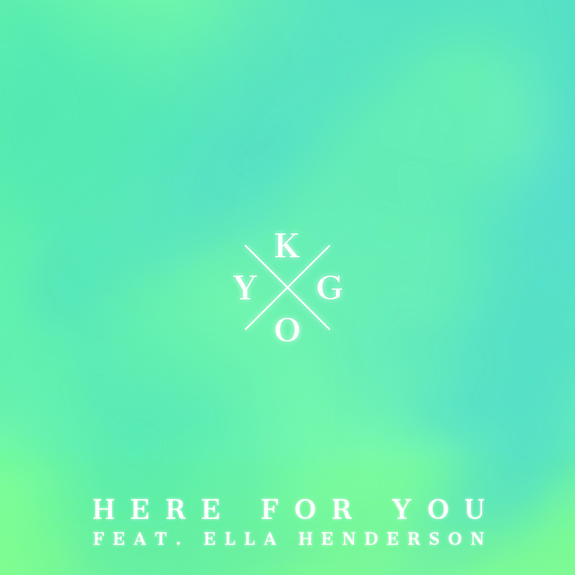 Kygo Teams Up With Ella Henderson To Release 'Here For You''
