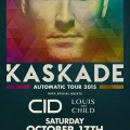 React and Live Nation are thrilled to present KASKADE'S AUTOMATIC TOUR at Chicago's NAVY PIER on Saturday, October 17th