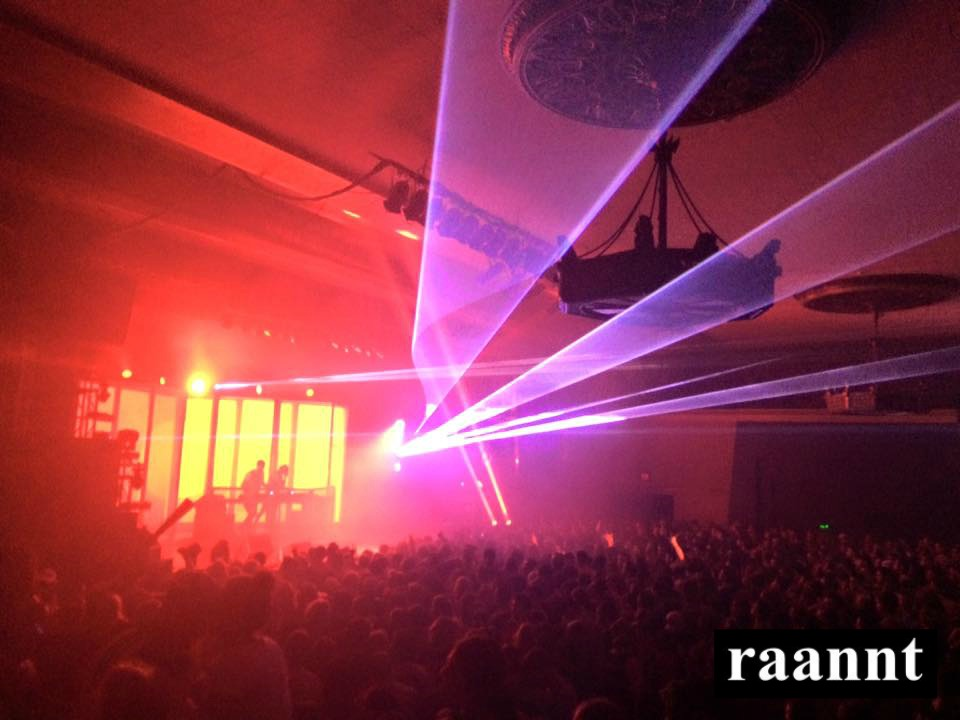 the chainsmokers friendzone tour murat old national theater indianapolis indiana show edm raannt
