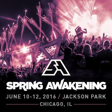 spring awakening music festival 2016 chicago