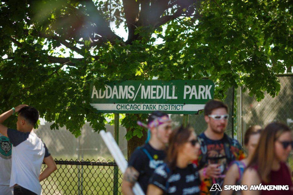 Addams/Medill Park Chicago