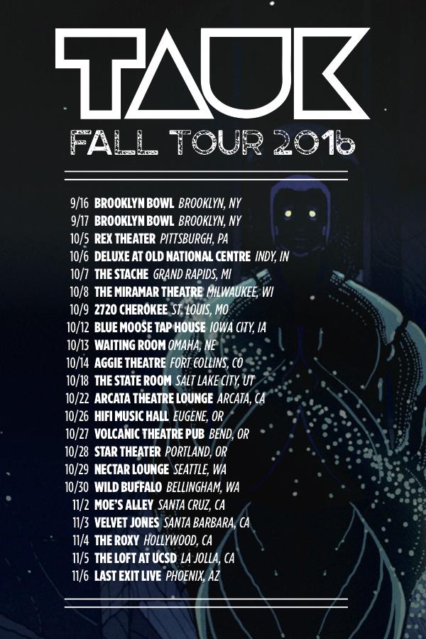 TAUK 2016 Tour