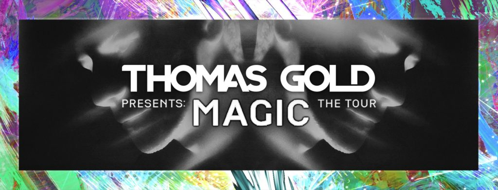 Thomas Gold September & October Tour Dates (US & Canada
