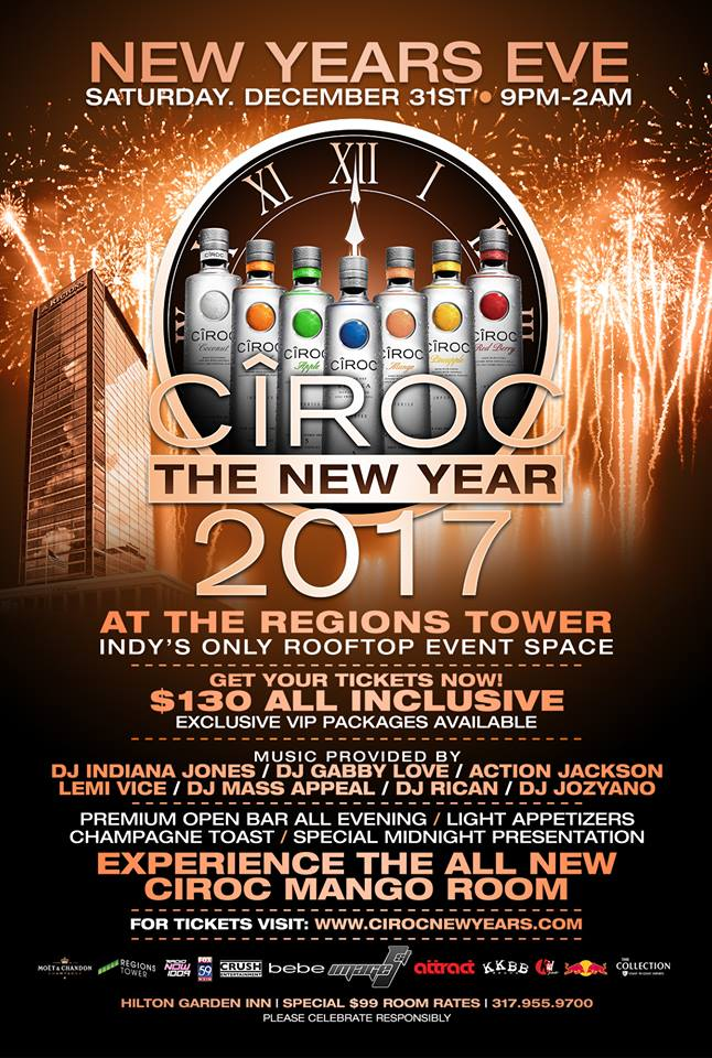 C 206 Roc The New Year 2016 Indianapolis In Raannt