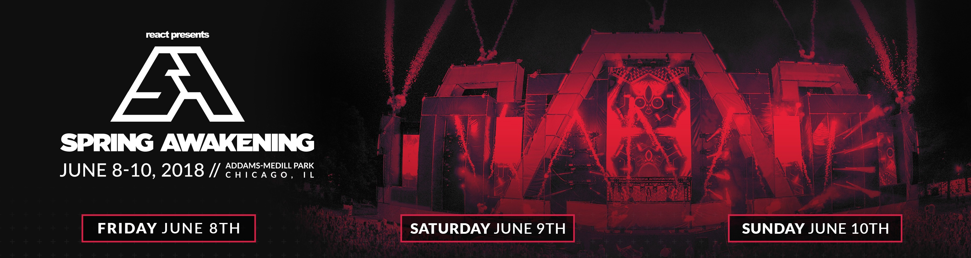 SPRING AWAKENING MUSIC FESTIVAL is thrilled to announce the daily artist lineup and release single day tickets for 2018. Single day tickets start at $69 for GA and $129 for VIP, while three-day passes remain reasonably priced at $199 for GA and $289 for VIP.