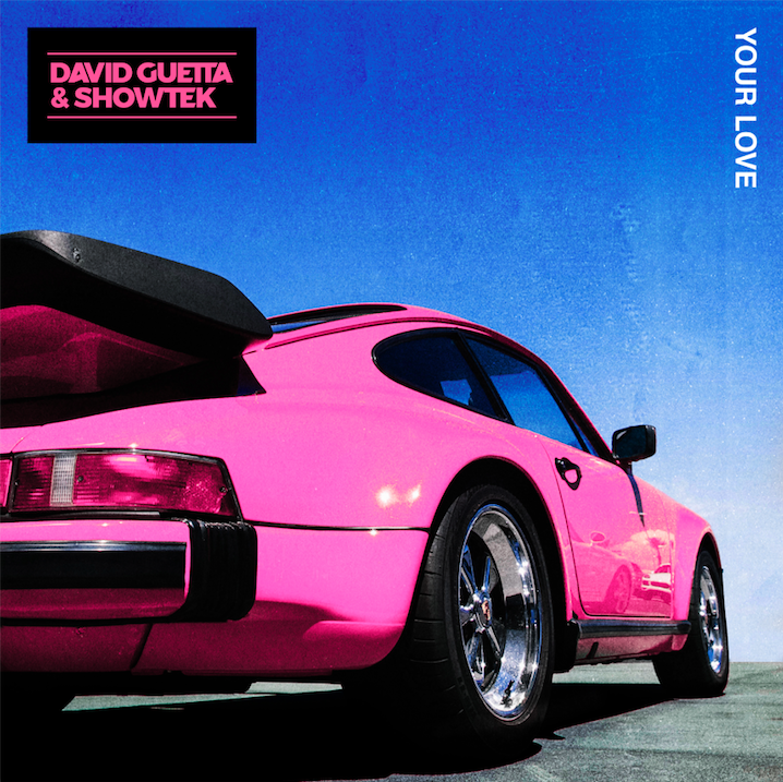 David Guetta & Showtek New Song 'Your Love'