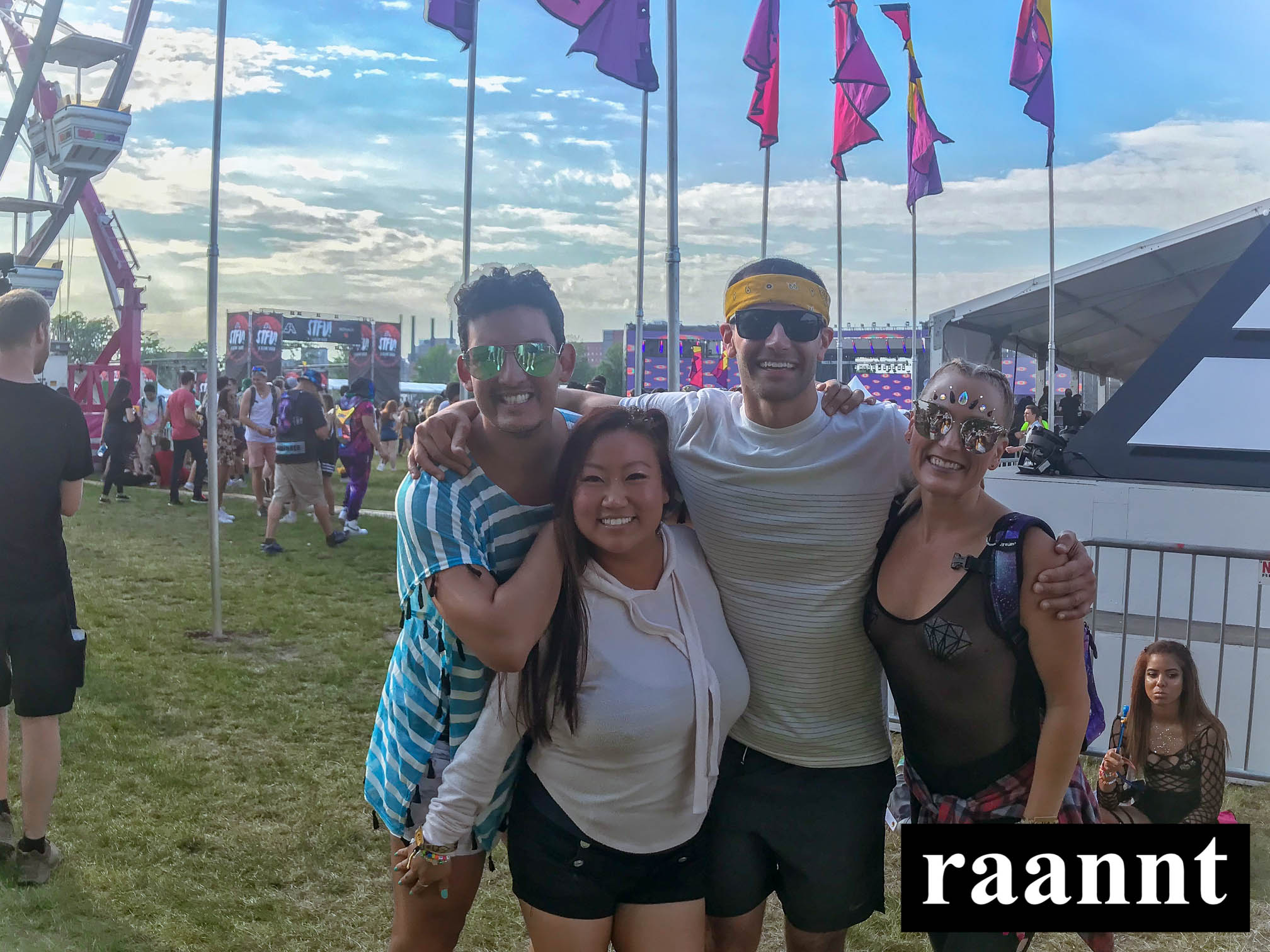 Alex Paredes, Zac Lehman, Paulina Kim, Lindsay Perrazon from Indianapolis