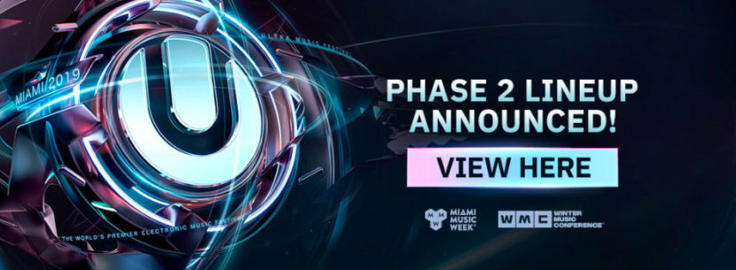 ULTRA MUSIC FESTIVAL REVEALS PHASE TWO LINEUP AHEAD OF HISTORIC VIRGINIA KEY BEACH PARK AND MIAMI MARINE STADIUM DEBUT ADAM BEYER B2B CIREZ D, BLACK COFFEE, DOG BLOOD (SKRILLEX + BOYS NOIZE), ERIC PRYDZ, SVEN VÄTH AND TOM MORELLO (LIVE) ADDED AS HEADLINERS FRESH OFF THEIR RECENT COLLABORATION, 'GIGANTIC NGHTMRE' DEBUTS THEIR NEW LIVE SHOW 3LAU, GETTER, GHASTLY, K?D, MALAA, NERO, NICKY ROMERO, OLIVER HELDENS, SALVATORE GANACCI, SAM FELDT, SOPHIE, SVDDEN DEATH, TCHAMI AND MORE ADDED FOR SUPPORT ART DEPARTMENT, CAMELPHAT B2B SOLARDO, COYU, CRISTOPH, ERICK MORILLO, HOT SINCE 82, ILARIO ALICANTE, JORIS VOORN, MARCEL DETTMANN, MATADOR, NIC FANCIULLI AND MORE ADDED TO RESISTANCE A STATE OF TRANCE (ARMIN VAN BUUREN), FOREIGN FAMILY COLLECTIVE (ODESZA), MAU5TRAP (DEADMAU5), PLAY DIFFERENTLY (RICHIE HAWTIN) AND STMPD (MARTIN GARRIX) ANNOUNCED AS STAGE CURATORS FOR 2019