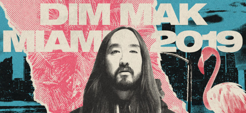 In 1996, Steve Aoki founded DIM MAK and developed it into an influential independent record label and music lifestyle brand. Responsible for launching the careers of seminal acts such as Bloc Party, The Bloody Beetroots, The Chainsmokers, Deorro, Keys N Krates and countless others, the independently owned DIM MAK has consistently pushed new musical movements via its staunch DIY ethos. With a back catalog hundreds of records deep, a history of legendary live events, and a fully formed clothing line, Dim Mak continues its global mission of promoting boundary-pushing music and culture 'by any means necessary.'