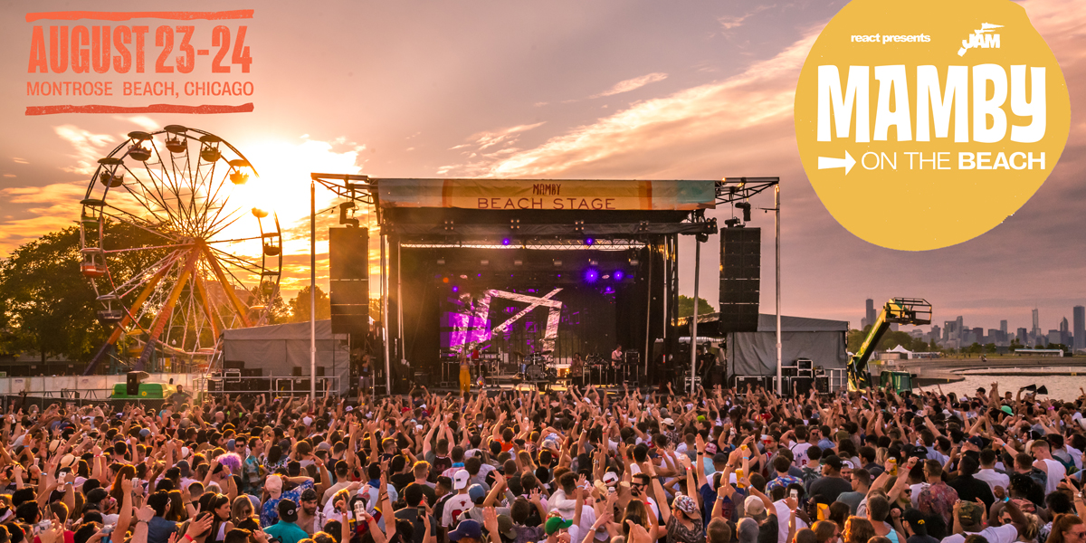 MAMBY ON THE BEACH 2019 LINEUP A R I Z O N A BOB MOSES BROCKHAMPTON BRYCE VINE DJ SEINFELD ELI & FUR ELTON EMPRESS OF FLYING LOTUS 3D IRIS TEMPLE JOHN SUMMIT JUSTIN MARTIN KASBO LADIES OF LCD SOUNDSYSTEM MANIFEST MASTERIA NAO NONAME PAPG G PHANTOGRAM PHANTOMS QUINN XCII ROBOTAKI ROOSEVELT SAM GELLAITRY SANTIGOLD SMILES DAVIS SOFI TUKKER SOSUPERSAM SUMMER WALKER SYLVAN ESSO T-PAIN THE ACES TIM BARESKO TROYE SIVAN VIRTUAL SELF WAJATTA (Reggie Watts x John Tejada) WASHED OUT (DJ SET) WINDY CITY SOUL CLUB YOKE LORE YOUNG FRANCO ZHU